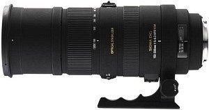 Sigma AF 150-500mm 5.0-6.3 DG APO HSM OS for Sony A black (737962)