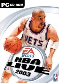 EA Sports NBA Live 2003 (PC)