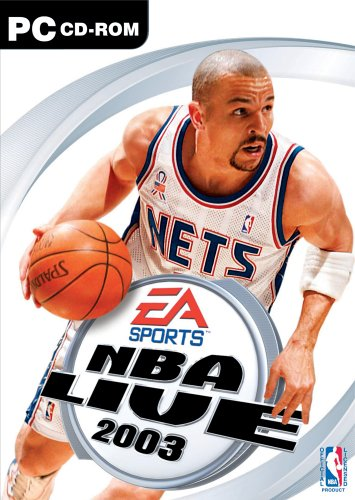 EA Sports NBA Live 2003 (niemiecki) (PC) -- via Amazon Partnerprogramm