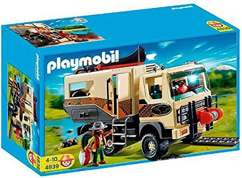 playmobil - Wild Life - Adventure Truck (4839) -- via Amazon Partnerprogramm