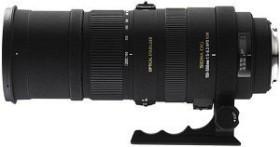 Sigma AF 150-500mm 5.0-6.3 DG APO HSM OS for Sigma black (737956)