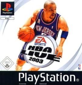EA Sports NBA Live 2003 (PS1)