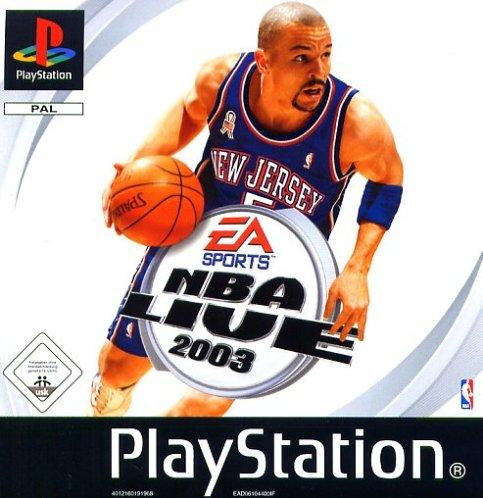 EA Sports NBA Live 2003 (PS1) -- via Amazon Partnerprogramm
