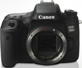 Canon EOS 760D schwarz Gehäuse (0021C017)