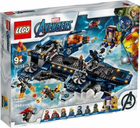 LEGO Marvel Super Heroes Play Set - Avengers Helicarrier (76153)