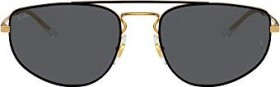 Ray-Ban RB3668 55mm shiny gold/grey classic (RB3668-905487)