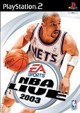 EA Sports NBA Live 2003 (niemiecki) (PS2)
