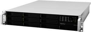 Synology Rackstation RS3411RPxs 10TB, 4x Gb LAN, 2U