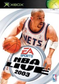 EA Sports NBA Live 2003 (Xbox)