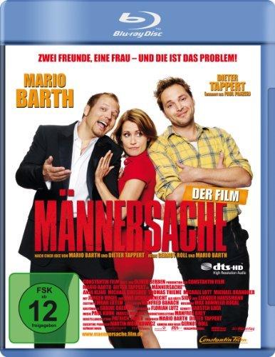 Männersache (Blu-ray) -- via Amazon Partnerprogramm