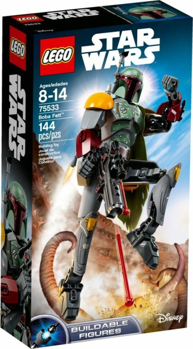 LEGO Star Wars Buildable Figures - Boba Fett (75533)