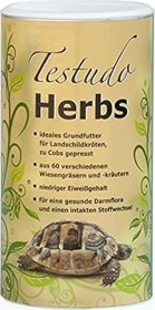 Agrobs Testudo Herbs 500g