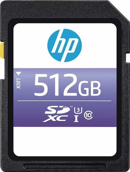 PNY HP sx330 R95 SDXC 512GB, UHS-I U3, Class 10 (HFSH512-1U3)
