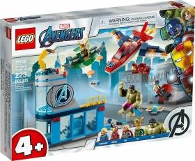 LEGO Marvel Super Heroes Play Set - Avengers Wrath of Loki (76152)