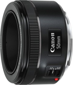 Canon EF 50mm 1.8 STM black (0570C005)