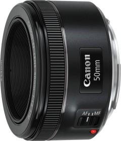 Canon EF 50mm 1.8 STM schwarz (0570C005)