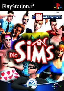 Die Sims (German) (PS2)
