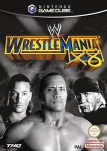 WWE Wrestlemania X8 (German) (GC)