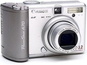 Canon PowerShot A70 (8400A006)
