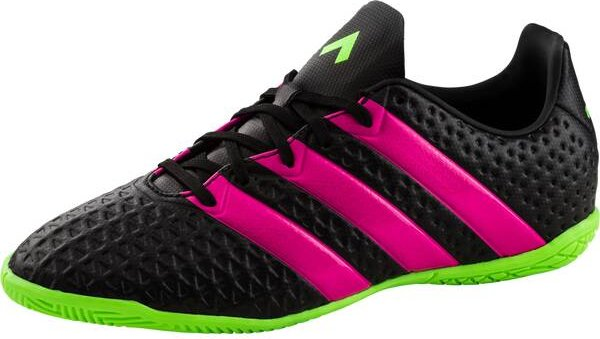 more photos 496c3 4fb0d ... reduced adidas ace 16.4 in core black shock pink solar green junior  517ac 62460 canada adidas ace 16.1 fg ag sneakers black mens ...
