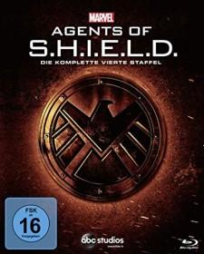Marvel's Agents of S.H.I.E.L.D. Season 4 (Blu-ray)