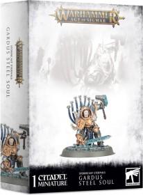 Games Workshop Warhammer Age of Sigmar - Stormcast Eternals - Gardus Steel Soul (99120218048)