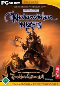Neverwinter Nights - Gold Edition (German) (PC)