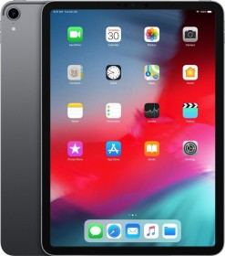 "Apple iPad Pro 12.9"" 1TB, Space Gray [3. Generation / 2018] (MTFR2FD/A / MTFR2KN/A)"