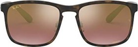 Ray-Ban RB4264 Chromance 58mm tortoise/purple mirror chromance (RB4264-894/6B)