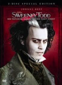 Sweeney Todd - Der teuflische Barbier aus der Fleet Street (Special Editions)
