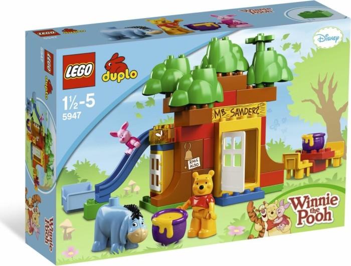 LEGO DUPLO Winnie Puuh - Winnie Puuhs Waldhaus (5947) -- via Amazon Partnerprogramm