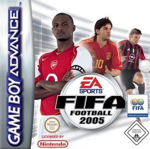EA Sports FIFA Football 2005 (GBA)