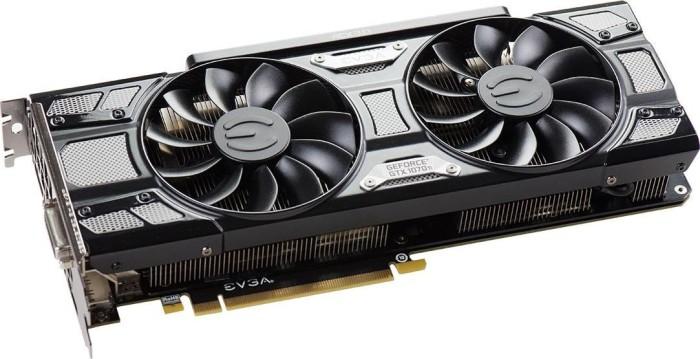 EVGA GeForce GTX 1070 Ti SC Gaming, 8GB GDDR5, DVI, HDMI, 3x DP  (08G-P4-5671-KR)