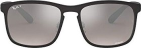 Ray-Ban RB4264 Chromance 58mm black/silver mirror chromance (RB4264-601S5J)