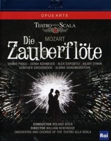 Wolfgang Amadeus Mozart - Die Zauberflöte (Blu-ray)