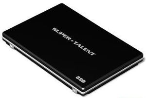 "Super Talent Teradrive CT2 240GB, 2.5"", SATA II (FTM24C225H)"