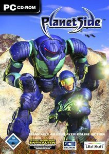 Planetside (MMOG) (German) (PC)