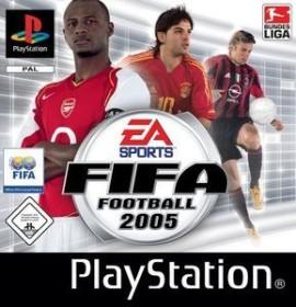 EA Sports FIFA Football 2005 (PS1)