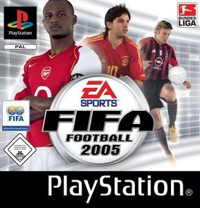 EA Sports FIFA Football 2005 (PS1)