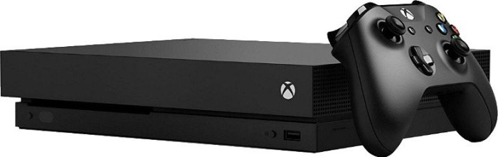 Microsoft Xbox One X - 1TB, schwarz