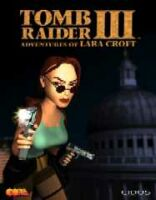 Tomb Raider III - Adventures of Lara Croft (niemiecki) (PC)