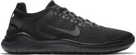 Nike Free RN 2018 black/anthracite (Herren) (942836-002)