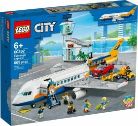 LEGO City Airport - Passenger Airplane (60262)