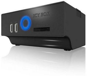 RaidSonic Icy Box IB-115StUS2HC, eSATA/USB 2.0 (20801)