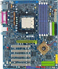 Gigabyte GA-K8NNXP-940, nForce3 150 Pro (dual reg PC-3200 DDR)