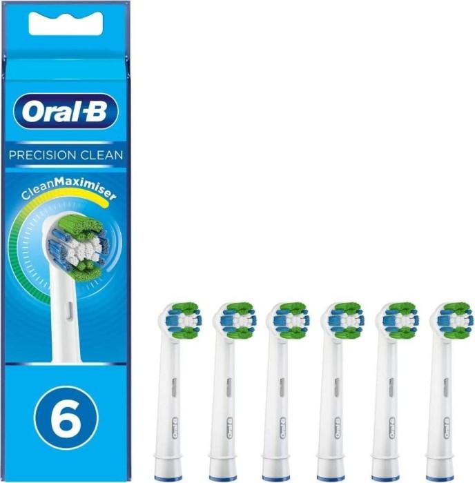 Oral-B Aufsteckbürsten Precision Clean CleanMaximiser, 6er-Pack