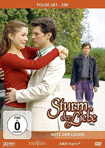 Sturm der Liebe Staffel 29 (Folgen 281-290) -- via Amazon Partnerprogramm