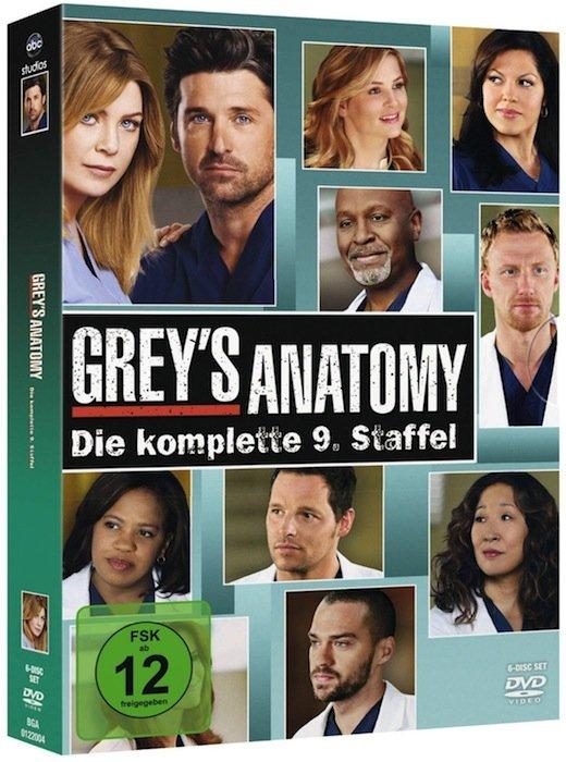 Grey\'s Anatomy - Die jungen Ärzte Season 9 ab € 9,93 de (2018 ...