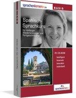 Sprachenlernen24 Spanisch Basiskurs (deutsch) (PC)