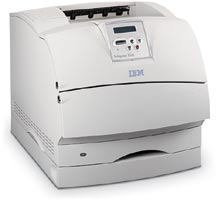 IBM Infoprint 1332LN, S/W-Laser